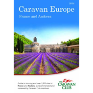 Caravan Europe Guide to Sites and Touring in France: Over 3500 Sites in France and Andorra as Recomm (BOK)