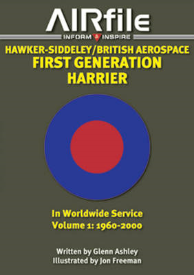 Hawker-Siddeley / British Aerospace First Generation Harrier (BOK)