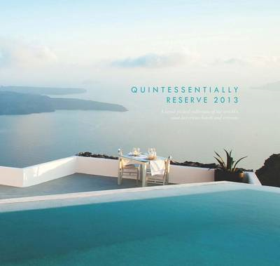 Quintessentially Reserve 2013 (BOK)