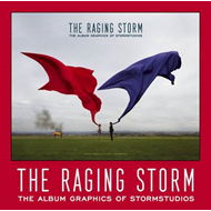 The Raging Storm: The Album Graphics of StormStudios (BOK)