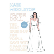 Kate Middleton Paper Doll (BOK)