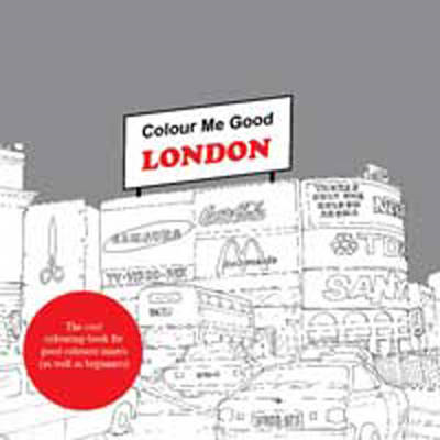 Colour Me Good London (BOK)