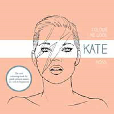 Colour Me Good Kate Moss (BOK)
