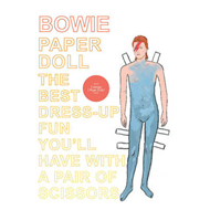 Bowie Paper Doll (BOK)