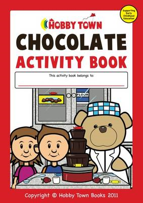 Chocolate Activity Book (BOK)