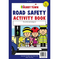 Road Safety Activity Book (BOK)