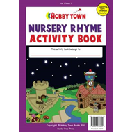 Nursery Rhyme Activity Book (BOK)