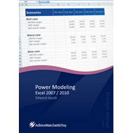 Power Modeling Excel 2007 / 2010: Midnight Manual (BOK)