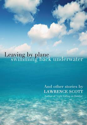 Leaving by Plane Swimming Back Underwater (BOK)