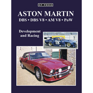 Aston Martin DBS, DBS V8, AM V8, POW: Development and Racing (BOK)