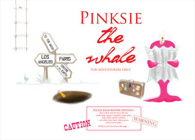 Pinksie the Whale (BOK)