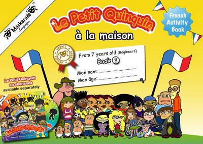 Le Petit Quinquin a La Maison: French Book: Book 1: Bronze Level (BOK)
