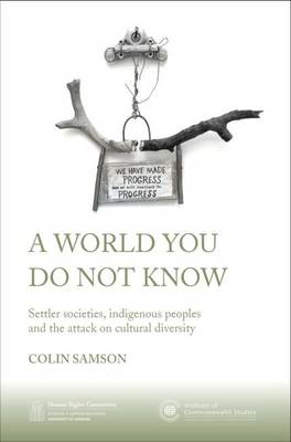 World You Do Not Know (BOK)