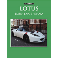 Lotus Elise, Exige, Evora and Evora S (BOK)