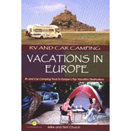 RV and Car Camping Vacations in Europe (BOK)