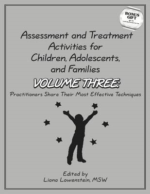 Assessment & Treatment Activities for Children, Adolescents (BOK)