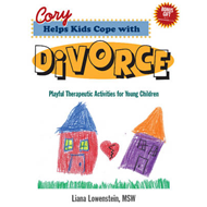 Cory Helps Kids Cope with Divorce (BOK)