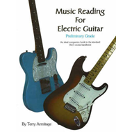 Music Reading for Electric Guitar (BOK)