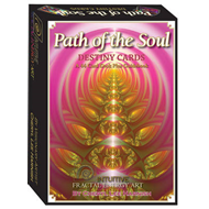 Path of the Soul Destiny Cards: Intuitive Fractal Energy Art (BOK)