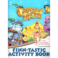 Captain McFinn & Friends Finn-Tastic Activity Book (BOK)