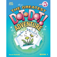 Greatest Dot-To-Dot Adventure Book 1 (BOK)