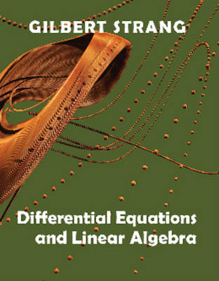 Differential Equations and Linear Algebra (BOK)