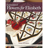 Embroidered Flowers for Elizabeth (BOK)