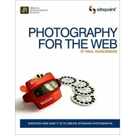 Photography for the Web (BOK)