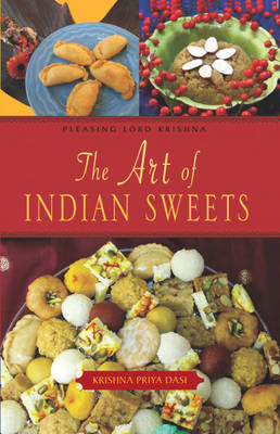Art of Indian Sweets (BOK)