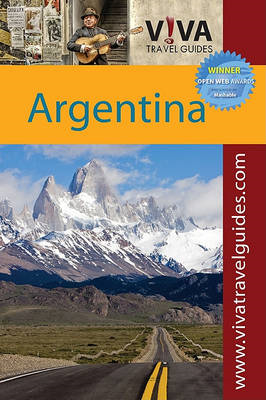 VIVA Travel Guides Argentina: Including Chilean Patagonia and Antartica (BOK)