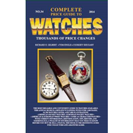 Complete Price Guide to Watches 2014 (BOK)