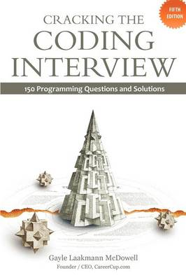Cracking the Coding Interview: 150 Programming Questions and Solutions (BOK)