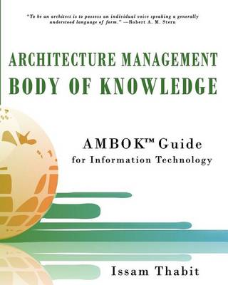 Architecture Management Body of Knowledge (BOK)
