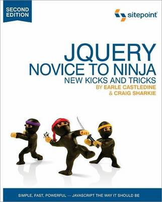 jQuery: Novice to Ninja (BOK)