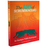 The Art of Scrummaging: A History, a Manual and a Law Dissertation on the Rugby Scrum -  A Rugby Scr (BOK)