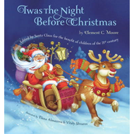 Twas the Night Before Christmas (BOK)