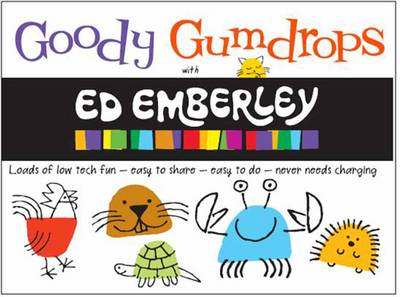 Goody Gumdrops with Ed Emberley (BOK)