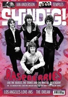 Shindig!: Raspberries: No. 37: Like the Beatles, the Stones and The Who All Over Again! the '70s Ame (BOK)