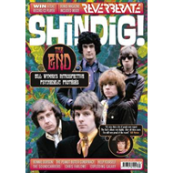 Shindig! No.39 - The End: Bill Wyman's Introspective Psychedelic Proteges (BOK)
