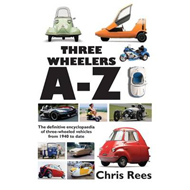 Three-Wheelers A-Z (BOK)
