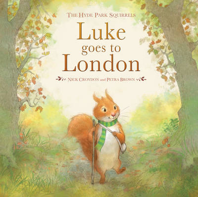 Luke Goes to London (BOK)