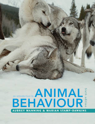 An Introduction to Animal Behaviour (BOK)