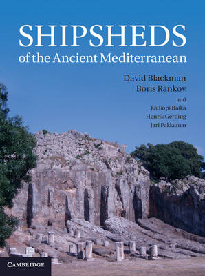 Shipsheds of the Ancient Mediterranean (BOK)