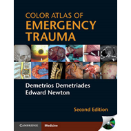 Color Atlas of Emergency Trauma (BOK)