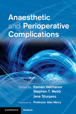 Anaesthetic and Perioperative Complications (BOK)