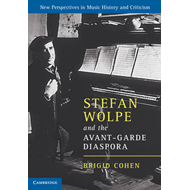 Stefan Wolpe and the Avant-garde Diaspora (BOK)