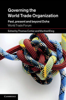 Governing the World Trade Organization: Past, Present and Beyond Doha (BOK)