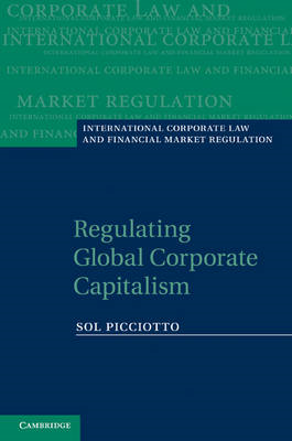 Regulating Global Corporate Capitalism (BOK)