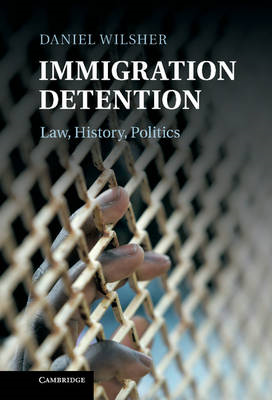 Immigration Detention: Law, History, Politics (BOK)