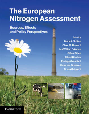 The European Nitrogen Assessment: Sources, Effects and Policy Perspectives (BOK)
